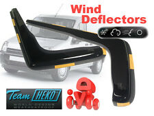 Ford Transit Connect 2014-ON Wind Deflector 2 pcs HEKO (15299)