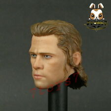 Pangaea 1/6 PG01 Greek General_ Head _TROY Brad Pitt Anicent Achilles PG001ZD