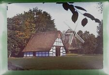 CPA Germany Cloppenburg Windmill Moulin a Vent Windmühle Molino Wiatrak w305