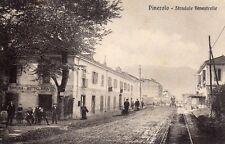 Pinerolo, Torino - Birreria, Via Fenestrelle - Viaggiata 1915 - TO1214