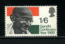 United Kngdom 1969 MNH, Mahatma Gandhi of India