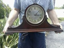 1929 Electric Herschede Canterbury/Westminster Double Chime Mantle Clock