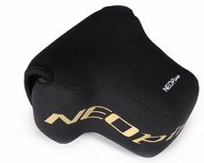 Camera Case protective neoprene bag For Nikon Coolpix P900 P900s Black