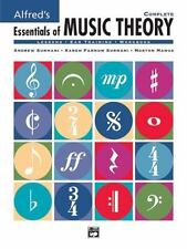 Alfred's Essentials of Music Theory  Complete (Books 1-3)