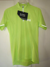 NWT Gore Bike Wear Contest II Lady Cycling Jersey Shirt Women's Green XS EU 34