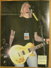 Everclear, Full Page Pinup