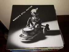 "MARCIE'S STILL WAITING - A MYSTERIOUS SONG 12"" MAXI SYNTH POP"
