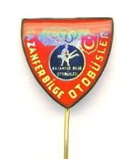 old TURKEY Olympic Games pin BADGE wrestling OLYMPICS