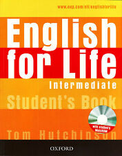 Oxford ENGLISH FOR LIFE Intermediate Student's book/Coursebook with MultiROM New