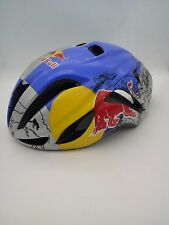 2016 tour de France Aerodynamics Bicycle Helmet Safety Helmet Red bull M size