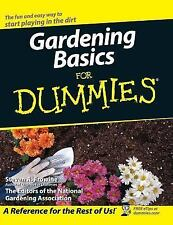 For Dummies: Gardening Basics for Dummies by National Gardening Association...