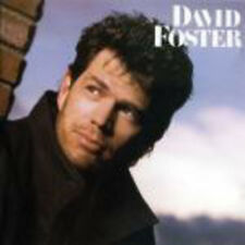 DAVID FOSTER S/T SELF TITLED 1986 CD W/ST. ELMO'S FIRE THEME JAPAN MADE DISC
