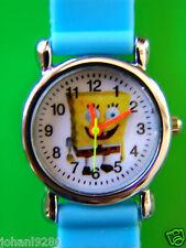 Uurwerk SpongeBob in vrolijke kleuren Ø 26 mm L = 20 cm