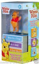 3 histoires pour jouer avec Winnie l'Ourson Une figurine + trois livres Disney