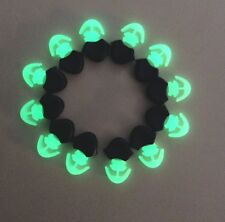 25 PARACORD AEROWAVE ITW NEXUS  GLOW ENDS LOT OF 25