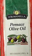3.785 Liter La Romanella Pomace Olive Oil from Italy
