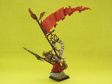 WARHAMMER SKAVEN ARMY- MODEL WELL PAINTED PLASTIC d4