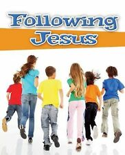 Following Jesus Discipleship Booklet • : Help Kids Understand What It Means...