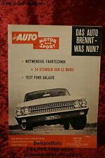 AMS Auto Motor Sport 14/61Ford Galaxie Starliner AMI 6 MG