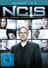 3 DVDs * NCIS -  STAFFEL / SEASON 10.2 - NAVY # NEU OVP =