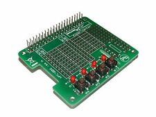 Raspberry Pi Experimenter Board for both Model 2 3 B+ and A+