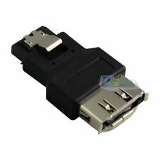 1pc ESATA Jack to Serial ATA SATA Female Port Adapter Fit for PC HDD Hard Disk