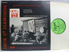 LP, Pete Harris Smith Casey,Library Of Congress Field Recordings From Texas,Mint