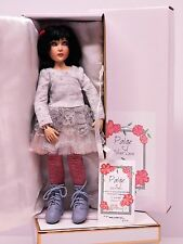 "Kish & Co 2016 SILVER LACE PAIGE 10"" Resin BJD by Helen Kish LIMITED ED 75_NRFB"