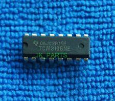 10pcs TCM3105NE TCM3105N DIP-16 TI