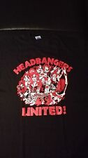 Rock Hard Open Air 2012 T-Shirt Größe L Headbangers United