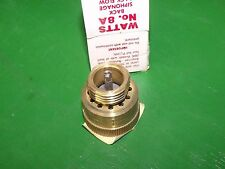 "Watts Regulator 3/4"" Hose Connection Vacuum Breakers 8A Back Flow Preventer"