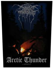 DARKTHRONE - Rückenaufnäher Backpatch Arctic Thunder