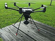 Yuneec Typhoon H480 H520 new  8mm landing gear by Ralphy! LIFETIME