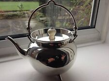 Elkington Mason & Co - Silver Plate Teapot with Bone Handle