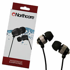 Northcore Waterproof Headphones / Earphones