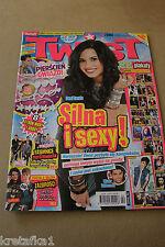 Twist 2/2012 Demi Lovato, Jared Leto,Lady Gaga,Rihanna,Shakira,Twilight