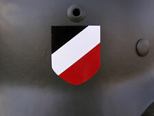 Repro German WWII Heer, Kriegsmarine & Luftwaffe Tri-Color Dry Transfer Decal