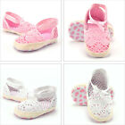 Hot sell Infant Kids Girl Soft Sole Crib Toddler Shoes 0-18 months anti-slip