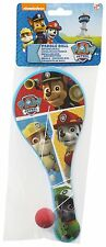 Paw Patrol Paddle Ball Game / Party Bag Favour / Loot Bag Filler Toy