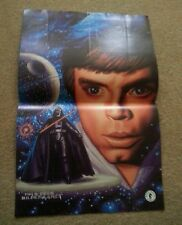 Dark Horse Comics Insider POSTER - Star Wars A New Hope fold-out (Feb 1997)