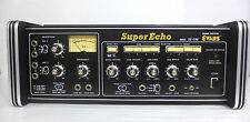 Rare! Evans SE 780 (Same as Multivox Mx-312) Super Echo & Spare Tape