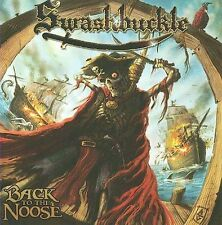 SWASHBUCKLE - Back To The Noose CD ** BRAND NEW : STILL SEALED **
