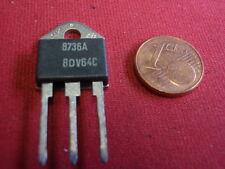 Transistor bdv64c PNP cuivolum + di NF-L 120v 12a 125w ß&gt1000 22597-47