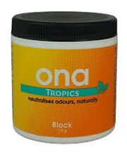 Ona Block Pro Smell Flavour Odour Eliminate Control Hydroponics