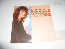"LAURA BRANIGAN - Self Control - 1984 UK 2-track 12"" vinyl single"