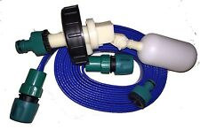 QUALITY FLAT FOOD GRADE HOSE MAINS WATER KIT FOR USE WITH NEW 51L WATERHOG