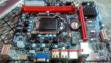 Intel H55 Chipset MotherBoard, Support 1st Generation Processor for i3,i5 and i7