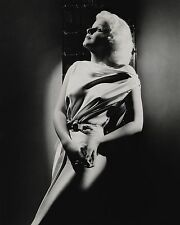 "Jean Harlow 10"" x 8"" Photograph no 6"