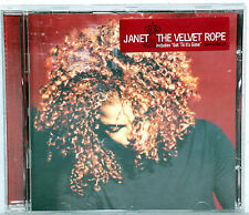 CD JANET JACKSON - The Velvet Rope