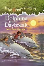 Magic Tree House #9: Dolphins at Daybreak (A Stepp